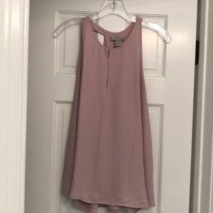 Loft Size M Pink Top